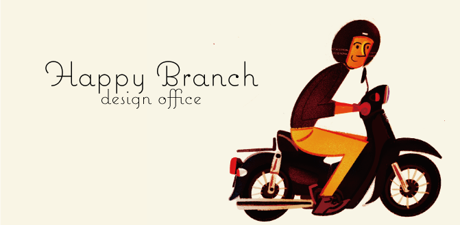 HappyBranch Design Office